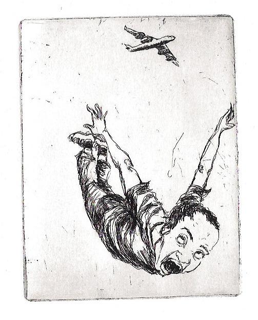 chute d'avion