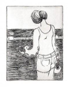 femme pieuvre