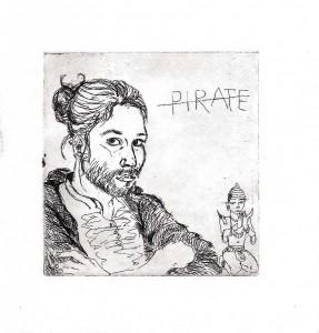 gravure pirate