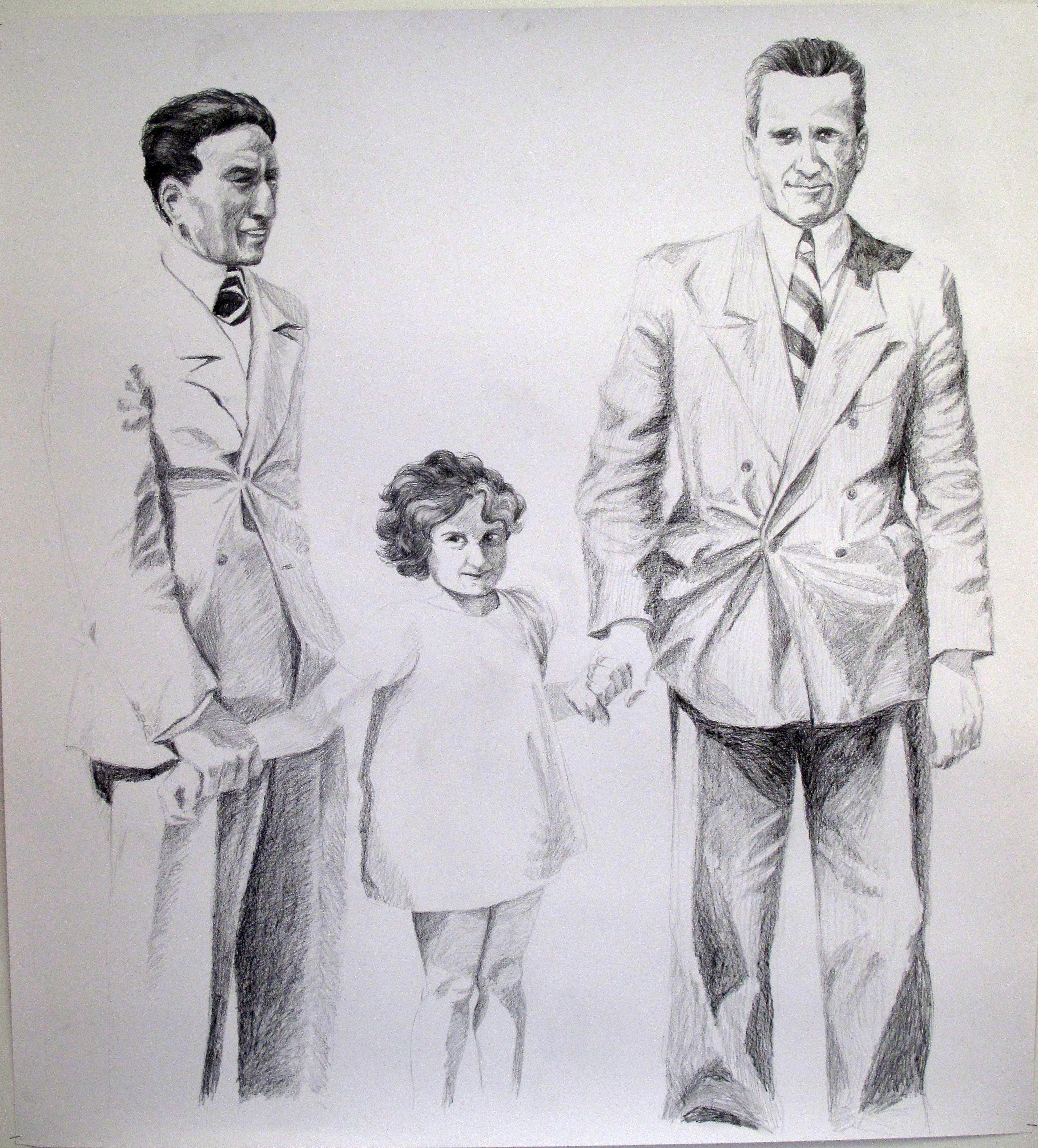 les pères